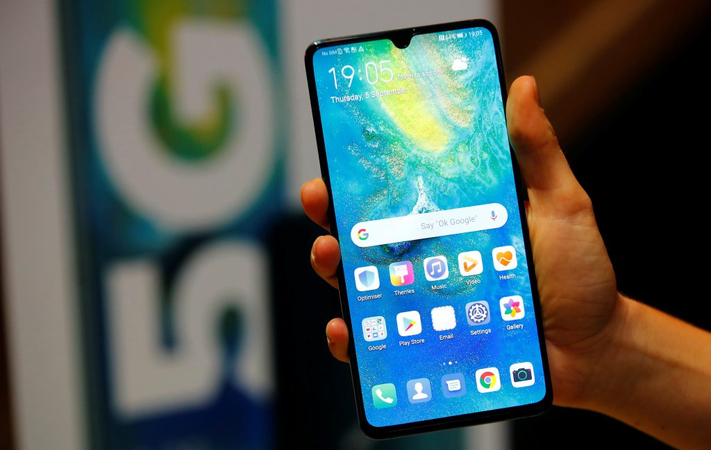 Huawei set to ship 100 million 5G smartphones in China 2020