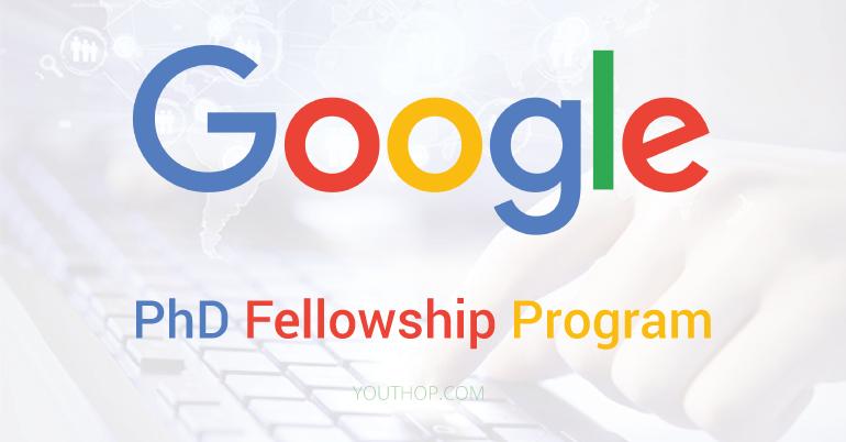 Google PhD