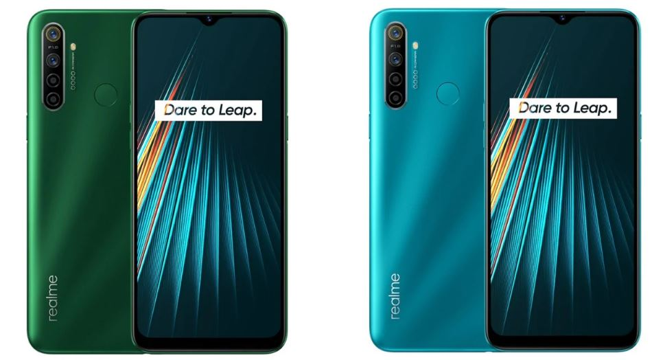Realme 5i Key Specs and  Launch date