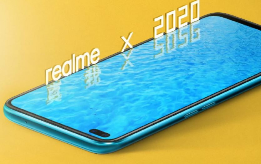 Realme X50 5G Full Specifications and launch date
