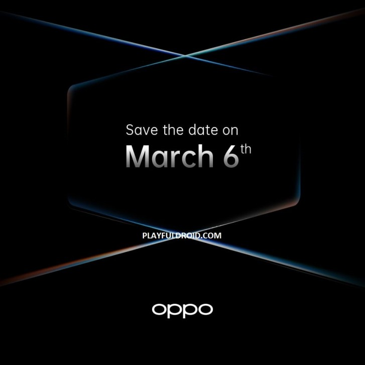 Oppo Find X2 launch date postponed to March 6 not February 22
