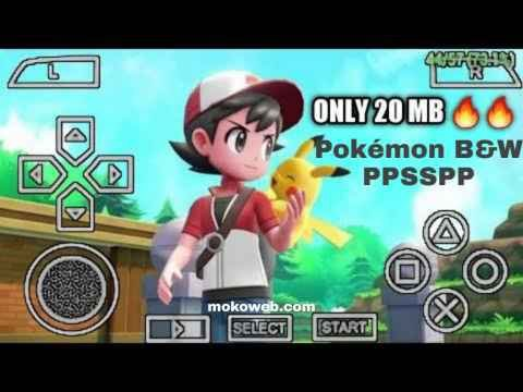 Download Pokémon PPSSPP: Black and White PSP ISO ROM English - Boldtechinfo